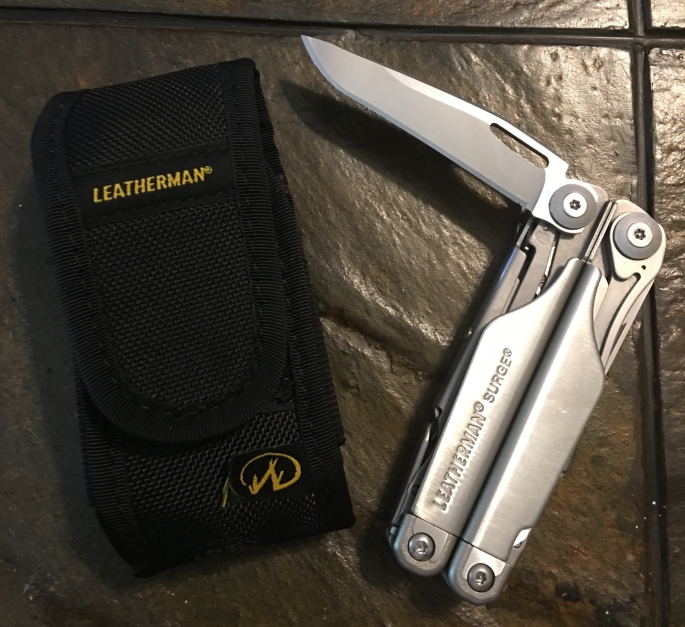 Leatherman Surge Multitool - Blade