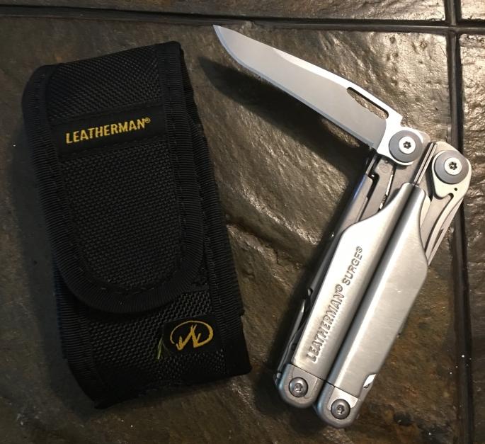 Leatherman Surge Multitool - Blade